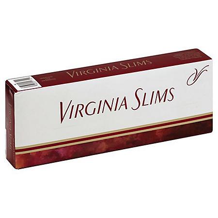 Virginia Slims 100s Box (20 ct., 10 pk.)
