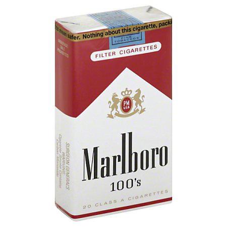 Marlboro 100s Soft Pack (20 ct. 10 pk.)