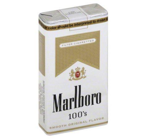Marlboro Gold 100's Soft Pk. (20 ct., 10 pk.)