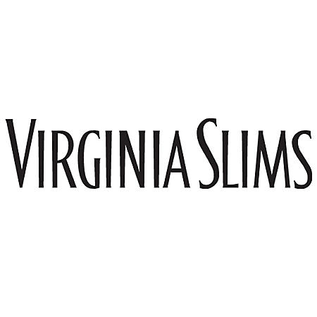 Virginia Slims Silver Menthol 120s Box (20 ct., 10 pk.)