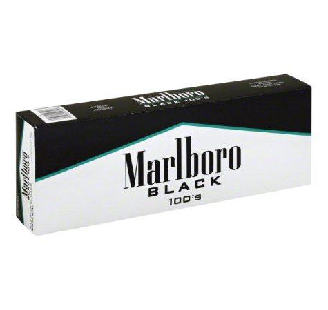 Marlboro Special Blend Menthol Black 100s Box (20 ct., 10 pk.)