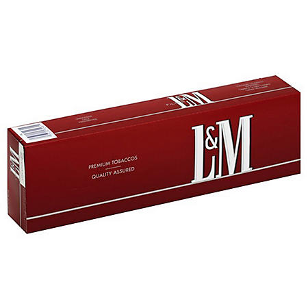 L&M King Box (20 ct., 10 pk.)