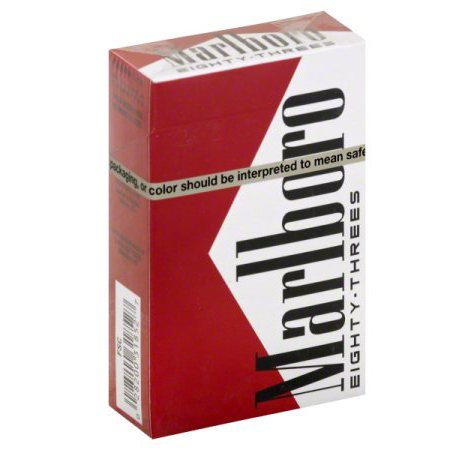 Marlboro Eighty-Threes Box (20 ct., 10 pk.)