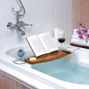 Umbra Bamboo Bathtub Caddy