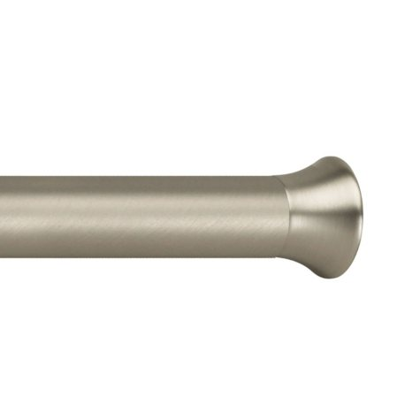 "Umbra Deco Tension Rod 36-54"" (Nickel, 7/8"" Dia.)"