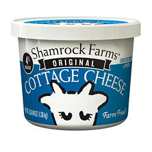 Shamrock Farms 4% Regular Cottage Cheese (3 lbs.)