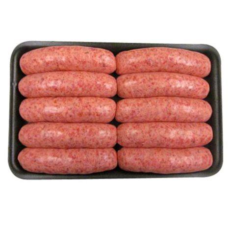 Zia Bratwurst (2.5 lb. pks., 2 ct.)
