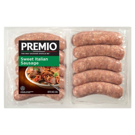 Premio Sweet Italian Sausage (5 lbs.)