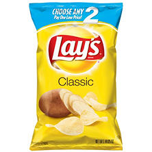 Lay's Classic Chips (14.125 oz.)