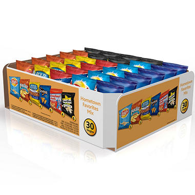Frito-Lay Hometown Favorites Variety Pack (30 ct.)