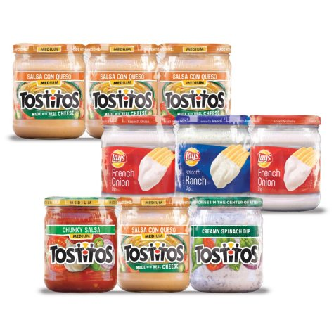 Frito-Lay® Assorted Dip Varieties (15.5 oz. ea., 3 ct.)
