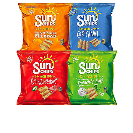 SunChips Mix Variety Pack (30 pk.)