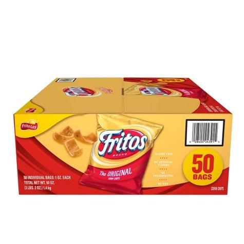 Fritos The Original Corn Chip (1 oz., 50 ct.)