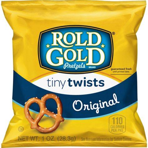 Rold Gold Tiny Twists Pretzels (1 oz. bags, 50 ct.)