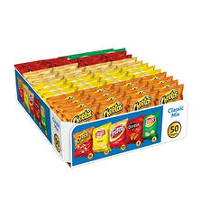 Frito-Lay Classic Mix Chips and Snacks 1 oz. (50 ct.)