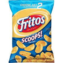 Fritos Scoops Corn Chips (20.25 oz.)
