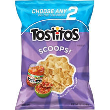 Tostitos Scoops! Tortilla Chips (17.125 oz.)