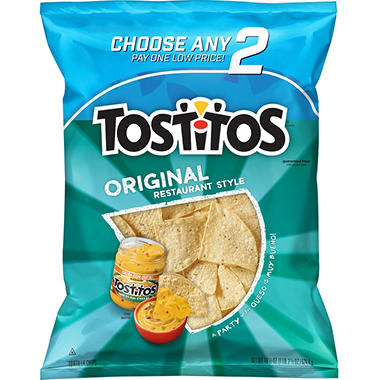 Tostitos Original Restaurant Style Tortilla Chips (18.5 oz.)