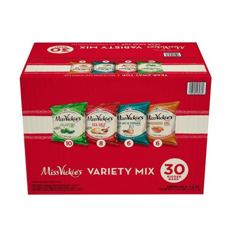 Miss Vickie's Potato Chips Variety Pack (30 ct.)