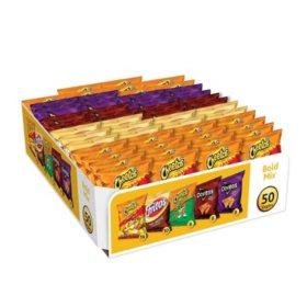 Frito-Lay Bold Mix Variety Pack (50 ct.)