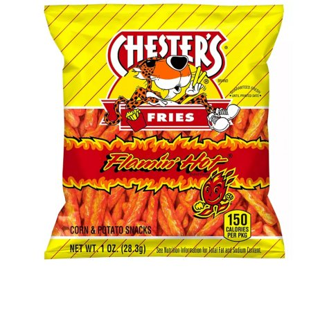 Chesters Flamin' Hot Fries (1 oz., 50 ct.)