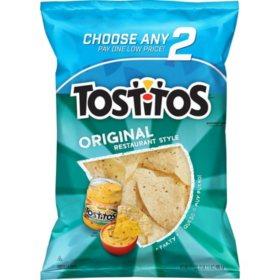 Tostitos Original Restaurant Style Tortilla Chips (17.5 oz.)
