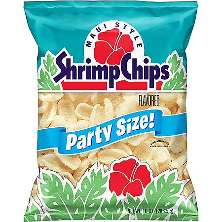 Maui Style Shrimp Chips (10 oz.)