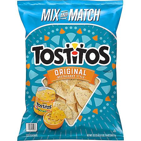 Tostitos Original Restaurant Style Tortilla Chips (19.125 oz.)