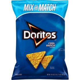 Doritos Cool Ranch Tortilla Chips (18.875 oz.)