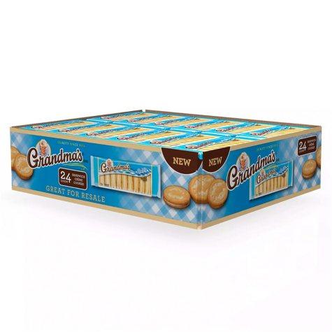 Grandma's Vanilla Sandwich Crème Cookies (24 ct.)