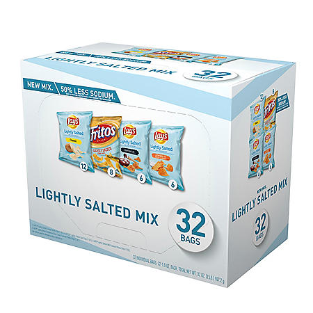 Frito-Lay Lightly Salted Mix (1 oz., 32 ct.)