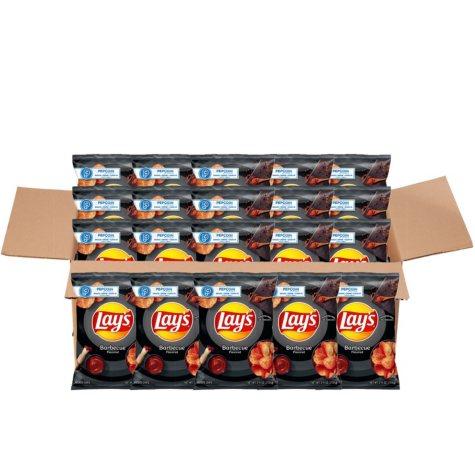 Lay's Barbecue Potato Chips (2.75 oz. ea., 20 ct.)
