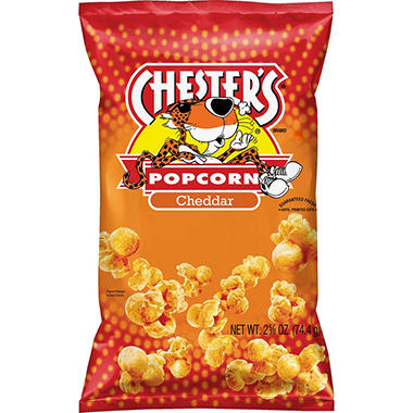 Chester's Cheddar Flavored Popcorn (2.625 oz. ea., 15 ct.)
