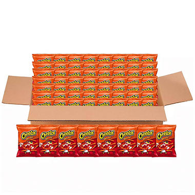 Cheetos Crunchy Cheese Snacks (2.0 oz., 64 ct.)