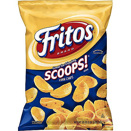 **Deleted - Frito Scoops Corn Chips (29 oz.)