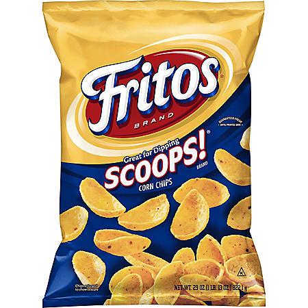 Frito Scoops Corn Chips (29 oz.)