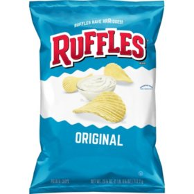 Ruffles Original Potato Chips (25.1 oz.)
