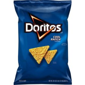 Doritos Cool Ranch Flavored Tortilla Chips (28.5 oz.)