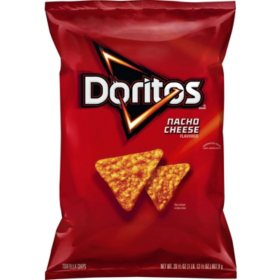 Doritos Nacho Cheese (28.5 oz.)