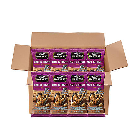 Nut Harvest Fruit and Nut Mix (3 oz., 8 ct.)