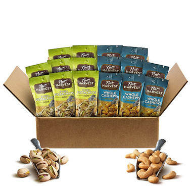 Nut Harvest Trail Mix Variety Pack (16 Ct.)