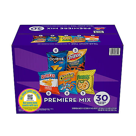 Frito-Lay Premiere Mix (30 ct.)