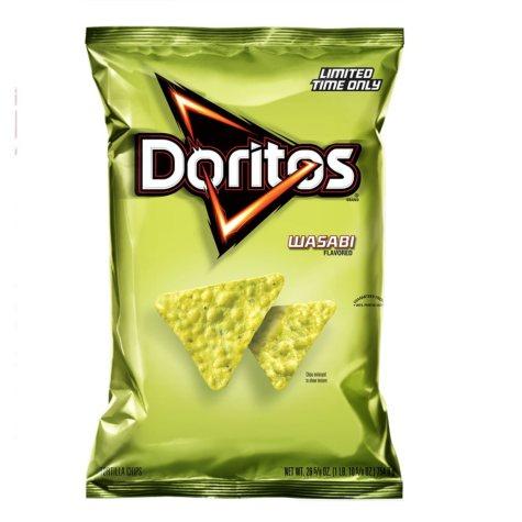 Doritos Wasabi Tortilla Chips (26 oz.)
