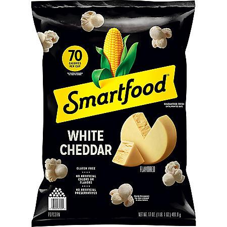Smartfood White Cheddar Popcorn (17 oz.)