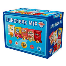 Frito Lay Lunchbox Mix Chips and Smart Snacks Variety Pack (30 ct.)