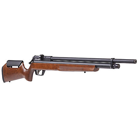 Benjamin Marauder .25 Caliber PCP Air Rifle with Checkered Wood Stock