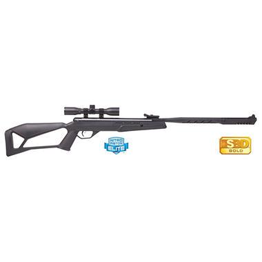 crosman thrasher sbd 177 caliber np2 break barrel air rifle with