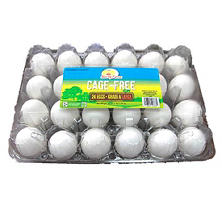 Sun Up Farms Cage Free Large White Eggs (24 ct.)