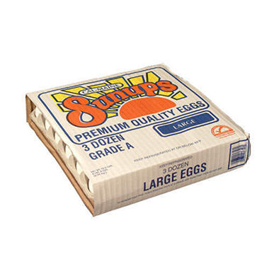 Grade A Large Eggs (36 ct.)