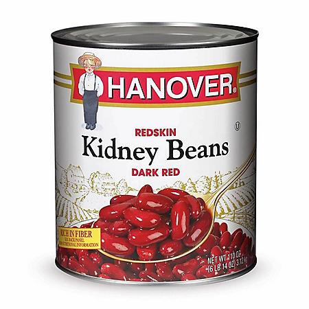 Hanover Redskin Kidney Beans (110 oz.)